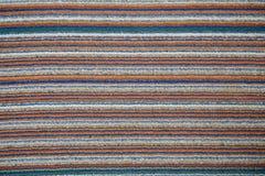 Färgrik textur av matta Royaltyfri Fotografi