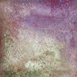 Färgrik textur för abstrakt vattenfärg mörk paper vattenfärgyellow för forntida bakgrund Royaltyfri Foto