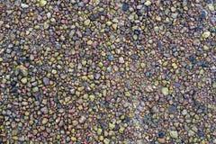 Färgrik textur för sand Fotografering för Bildbyråer