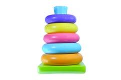 färgrik toy Royaltyfria Bilder
