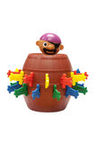 färgrik toy Royaltyfri Foto