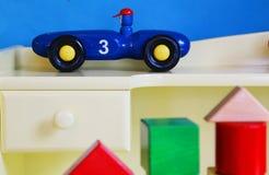färgrik toy för bil Arkivfoton