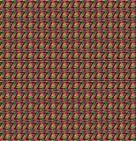 Färgrik triangelbakgrundsvektor Fotografering för Bildbyråer