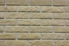 färgrik vägg för bakgrundstegelsten Royaltyfri Fotografi