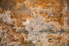 Färgrik vägg för bakgrundstexturcement Abstrakt textur som är liknande till brand Arkivfoton