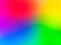 färgrik vektor för bakgrund Arkivfoto