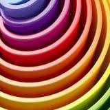 färgrik wallpaper för bakgrund Royaltyfria Bilder