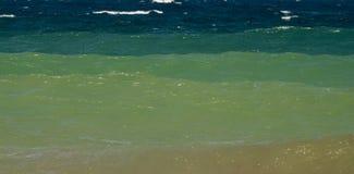 Färgrik wave Fotografering för Bildbyråer