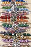 färgrika armband Arkivfoto
