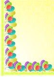 Partit gränsar vektor illustrationer