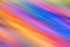 färgrika band Arkivbild