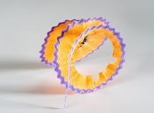 färgrika blyertspennashavings Royaltyfri Bild