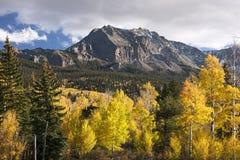 Färgrika Colorado Arkivbilder