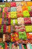 Färgrika Confections royaltyfri foto