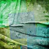 färgrika fyrkanter för abstrakt bakgrund Arkivfoto