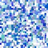 färgrika fyrkanter för bakgrund Royaltyfri Fotografi