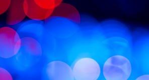 färgrika lampor för abstrakt bakgrund Fotografering för Bildbyråer