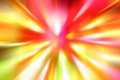 färgrika lampor för bakgrund royaltyfri illustrationer