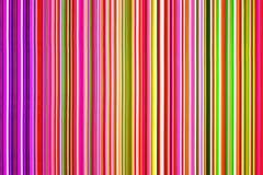 Färgrika linjer för bakgrund Fotografering för Bildbyråer