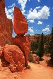 färgrika rocks för brycekanjon Royaltyfria Bilder