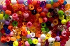 färgrika smycken för barn Royaltyfri Fotografi
