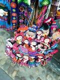 Färgrika souvenir Arkivbild