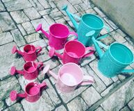 färgrikt Royaltyfria Foton