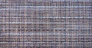 Färgrikt abstrakt begrepp flätad samman sömlös bakgrund Sömlös kulör flätad texturmodell för rotting Färgtextur Royaltyfri Bild