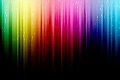 Färgrikt bakgrundsbegrepp Royaltyfria Bilder