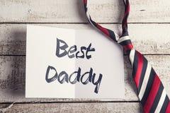 Färgrikt band och bästa pappatecken Denna är mappen av formatet EPS10 härlig för studiokvinna för par dans skjutit barn Royaltyfria Foton