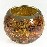färgrikt exponeringsglas för bunke Royaltyfri Fotografi