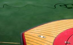 färgrikt fartyg Royaltyfri Bild