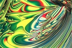Färgrikt format luddigt vektor illustrationer