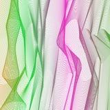 färgrikt geometriskt för bakgrund Arkivfoton
