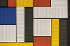 Färgrikt grafiskt metallark arkivbilder