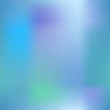 Färgrikt lutningingrepp med varma rosa färger, blått och gräsplan Ljus kulör fyrkantig bakgrund Arkivbild