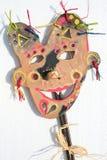 Färgrikt maskera Royaltyfria Bilder