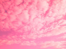 Färgrikt moln som göras med lutningen för bakgrund och vykort Ab Royaltyfria Bilder