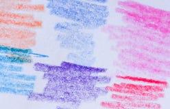 Färgrikt på bakgrund Arkivfoton