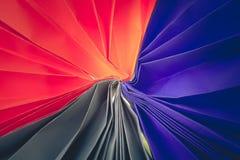 Färgrikt papper för abstrakt regnbåge för bakgrund royaltyfria foton