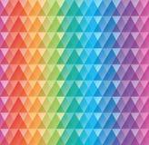 färgrikt seamless för bakgrund Royaltyfria Bilder