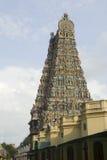 Färgrikt tempeltorn Royaltyfria Foton