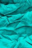 Färgrikt textilslut upp i ljusa - gräsplan - blått Arkivfoton