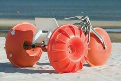 färgrikt trehjulingvatten Royaltyfria Foton