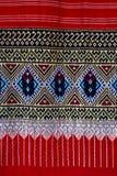 Thailändsk silk. Arkivfoton
