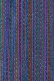 färgrikt väva Arkivfoto