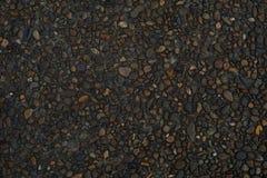 Färgrikt vagga och kiselstengolvet arkivbilder