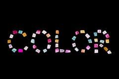 Färgsnäckskal Arkivbild