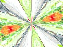 Färgstänk av pastell Fotografering för Bildbyråer