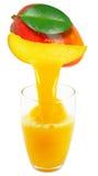 Färgstänk för limefruktvatten royaltyfri fotografi